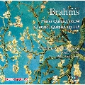 Brahms: Piano Quintet op.34, Clarinet Quintet op.115