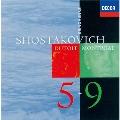 ショスタコーヴィチ: 交響曲 第5番, 第9番<タワーレコード限定>