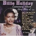 Billie Holiday Centenary Album: Very Best of...