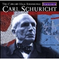 Carl Schuricht - Concert Hall Recordings