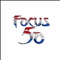 Focus 50: Live In Rio [3CD+Blu-ray Disc]
