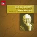 Great Cello Concertos - Bloch, Dvorak, Saint-Saens, Schumann, etc<限定盤>