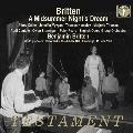 ブリテン: 歌劇「真夏の夜の夢」