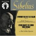 "Sibelius: Symphony No.5 Op.82, String Quartet ""Voces Intimae"" Op.56"
