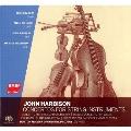 ジョン・ハービソン: ヴィオラ協奏曲、ヴァイオリン、チェロのための二重協奏曲、バス・ヴィオール協奏曲