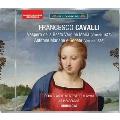 Cavalli: Vespero della Beata Vergine Maria, Antifone Mariane e Sonate