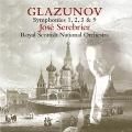Glazunov: Symphonies No.1, No.2, No.3, No.9