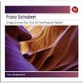 Schubert: String Quartets No.13, No.14