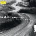 Brahms: Symphony No.1, Haydn Variations / Carlo Maria Giulini(cond), VPO