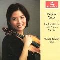 Ysaye: Six Sonatas for Solo Violin Op.27
