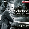 Schubert: Works for Solo Piano Vol.1