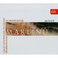 Martinu: Symphonies Nos 3 and 4 / Czech PO, Belohlavek