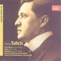 Talich Edition Vol.2:Smetana:Czech Song/Suk:A Fairy Tale/Novak:Moravian-Slovak Suite