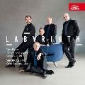 Petr Eben: Piano Trio & Quintet, String Quartet - Labyrinth