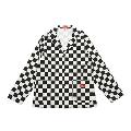 COOKMAN Lab.Jacket Checker M サイズ