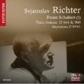 Schubert: Piano Sonatas No.21, No.13, Impromptu Op.90-4