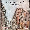 Bohuslav Martinu A Great Symphonist