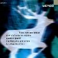 ヘンツェ: 3つの交響的習作、4つの詩曲、夜の作品とアリア(インゲボルク・バッハマン詩)、他