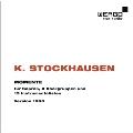 K.Stockhausen: Momente (Version 1965)