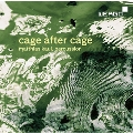 Cage After Cage - Works for Percussion Solo