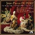 ジャン=ピエール・デュポール: 通奏低音付きチェロ・ソナタ集