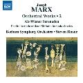 マルクス: 管弦楽作品集 第2集