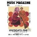 MUSIC MAGAZINE 2019年11月号
