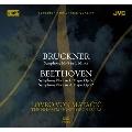 ブルックナー: 交響曲第8番(ノヴァーク版); ベートーヴェン: 交響曲第2番 Op.36, 第7番 Op.92 [XRCD]