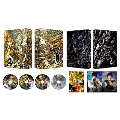 牙狼<GARO>-月虹ノ旅人- COMPLETE BOX [Blu-ray Disc+2DVD+CD]<数量限定生産版/非売品「魔導輪ザルバ(クリアver.)」付属>