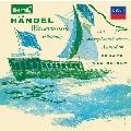 ヘンデル: 水上の音楽; J.C.バッハ: シンフォニア集<タワーレコード限定>