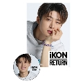 RETURN [PLAYBUTTON]<初回生産限定盤/B.I Ver.>