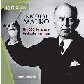Nicolai Malko conducts The BBC Symphony Orchestra 1957-1960
