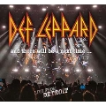 And There Will Be A Next Time...Live From Detroit [2CD+DVD]
