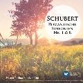 シューベルト: 交響曲第1番 & 第8番