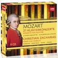 Mozart: 21 Piano Concertos, Concertos for 2 Pianos<限定盤>