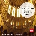 Gounod: Cacilienmesse; Schubert: Deutsche Messe