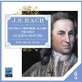 J.S.Bach: The Well-Tempered Clavier, Toccatas, Goldberg Variations<限定盤>