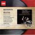 Beethoven: Triple Concerto Op.56; Brahms: Double Concerto Op.102