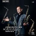 J.S.Bach: Suites BWV1007-1012 (Arranged for Saxophone)