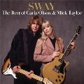 Sway: The Best of Carla Olson & Mick Taylor<Opaque Red Vinyl/限定盤>