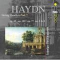 Haydn: String Quartets Vol.7