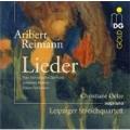 Aribert Reimann: Lieder