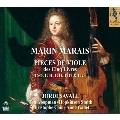 Marais: Pieces de Viole des Cinq Livres 1686, 1701, 1711, 1717 & 1725