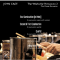 John Cage: Works for Percussion Vol.2