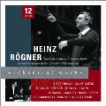 Rogner Conducts Orchestral Works