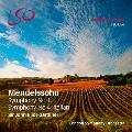 "Mendelssohn: Symphony No.1, No.4 ""Italian"" [SACD Hybrid+Blu-ray Audio]"