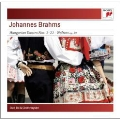 Brahms: Hungarian Dances No. 1-21, Waltzes Op.39 for Piano for Four Hands