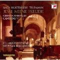 German Baroque Cantatas Vol.2 - Buxtehude, J.S.Bach, Telemann / Stephan MacLeod, Gli Angeli Geneve