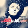 Top 40 - Edith Piaf