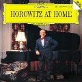 Horowitz at Home; Mozart: Piano Sonatas No.3, Schubert: 6 Moments Musicaux D.780, etc